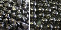 sfere in acciaio per vibrofinitura